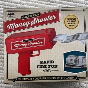 MONEY SHOOTER Brand new